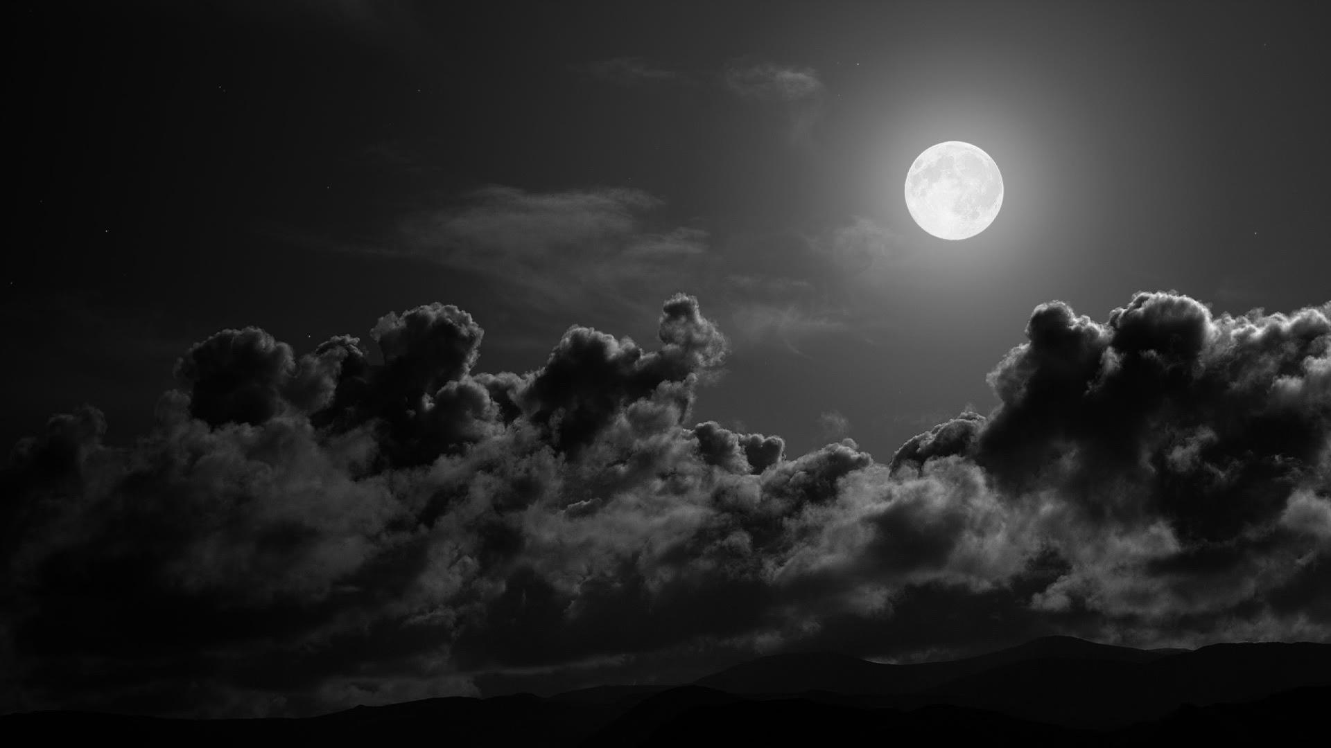 Série «Full Moon»… HOWL