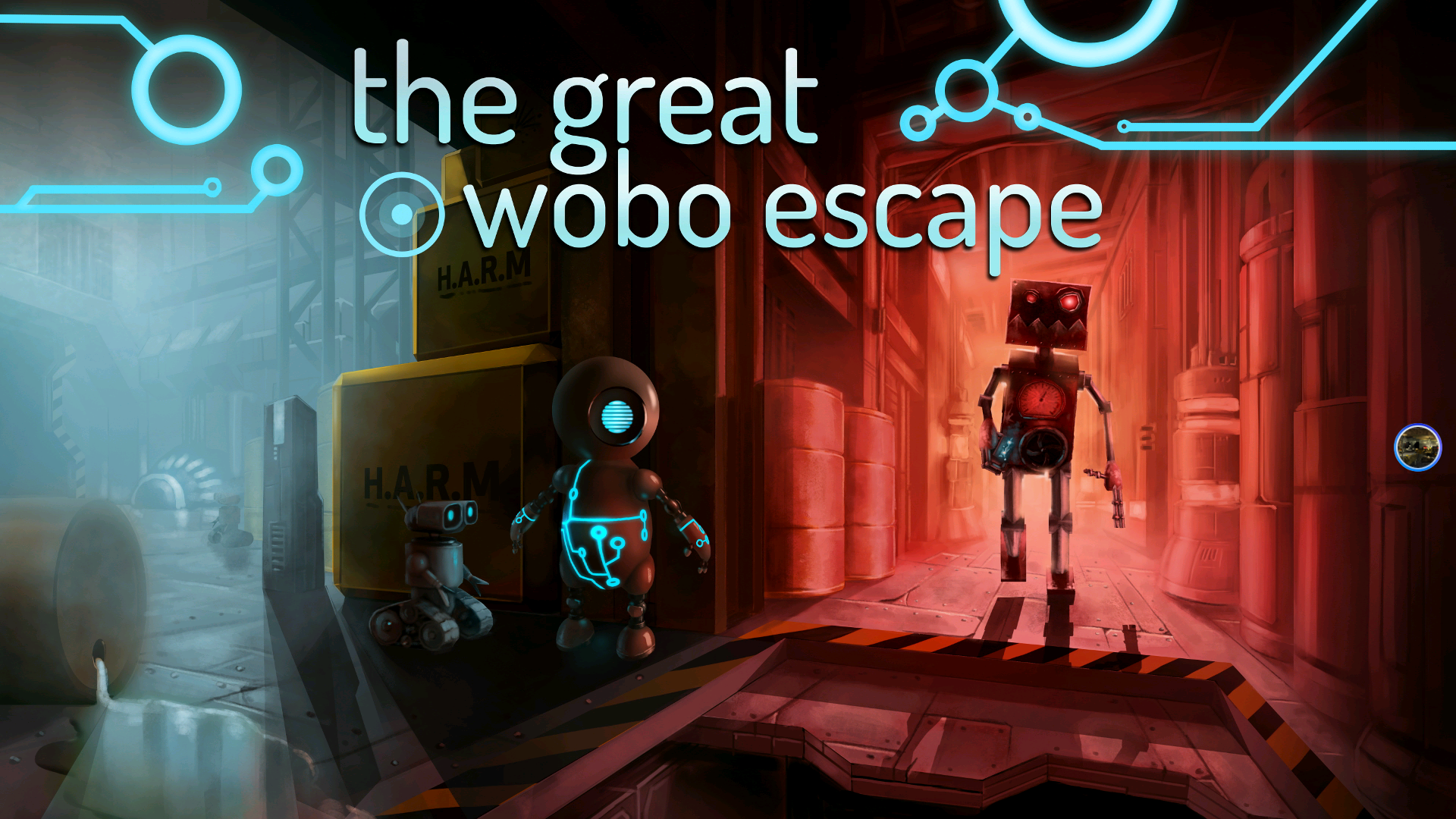 iOS The Great Wobo Escape