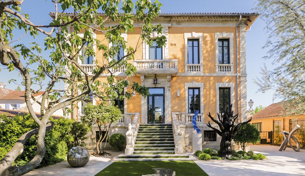 Fondation Villa DATRIS «De Nature en Sculpture»
