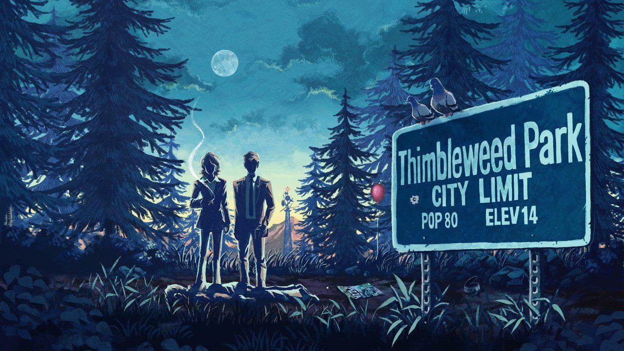 La Vérité est Ailleurs … avec Thimbleweed Park