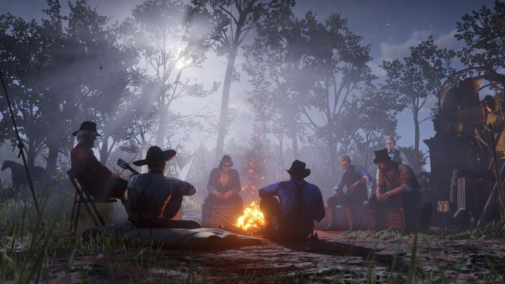 Red Dead Redemption II : un Mode Cinéma Réaliste !